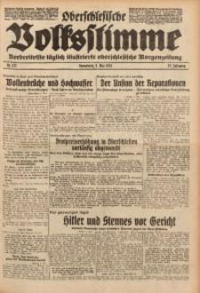 Oberschlesische Volksstimme, 1931, Jg. 57, Nr. 127