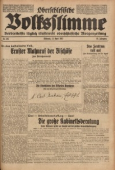 Oberschlesische Volksstimme, 1932, Jg. 58, Nr. 102