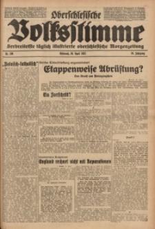 Oberschlesische Volksstimme, 1932, Jg. 58, Nr. 109