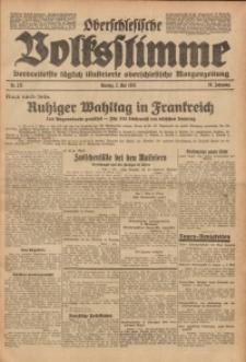 Oberschlesische Volksstimme, 1932, Jg. 58, Nr. 121