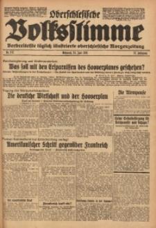 Oberschlesische Volksstimme, 1931, Jg. 57, Nr. 172