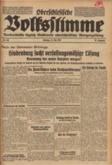 Oberschlesische Volksstimme, 1932, Jg. 58, Nr. 149