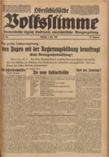 Oberschlesische Volksstimme, 1932, Jg. 58, Nr. 150