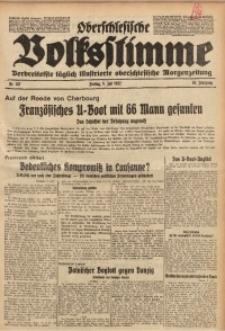 Oberschlesische Volksstimme, 1932, Jg. 58, Nr. 187