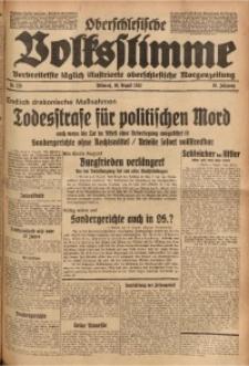 Oberschlesische Volksstimme, 1932, Jg. 58, Nr. 220