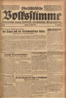 Oberschlesische Volksstimme, 1932, Jg. 58, Nr. 225