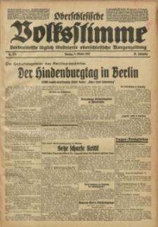 Oberschlesische Volksstimme, 1932, Jg. 58, Nr. 274
