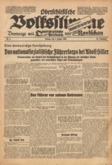 Oberschlesische Volksstimme, 1935, Jg. 61, Nr. 4