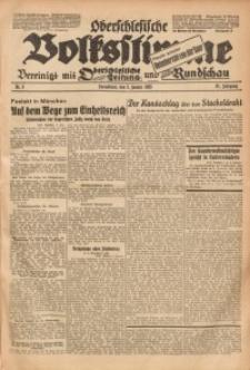Oberschlesische Volksstimme, 1935, Jg. 61, Nr. 5