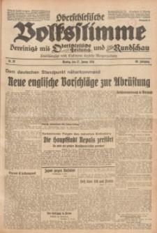 Oberschlesische Volksstimme, 1934, Jg. 60, Nr. 20