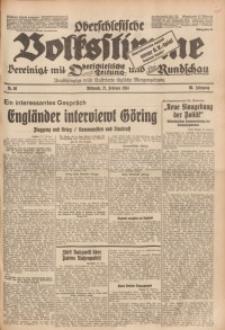 Oberschlesische Volksstimme, 1934, Jg. 60, Nr. 50