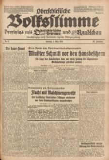 Oberschlesische Volksstimme, 1934, Jg. 60, Nr. 61