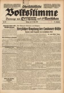 Oberschlesische Volksstimme, 1935, Jg. 61, Nr. 84