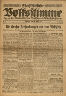 Oberschlesische Volksstimme, 1922, Jg. 48, Nr. 72