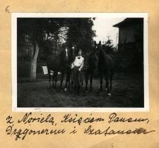 P. Helena Kurczówna z Norielą, Księciem Panem, Dragonerem i Szatanem