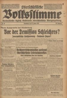 Oberschlesische Volksstimme, 1933, Jg. 59, Nr. 28