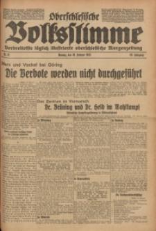 Oberschlesische Volksstimme, 1933, Jg. 59, Nr. 51