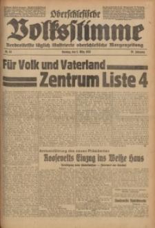 Oberschlesische Volksstimme, 1933, Jg. 59, Nr. 64