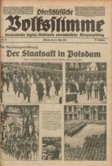 Oberschlesische Volksstimme, 1933, Jg. 59, Nr. 78