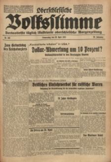 Oberschlesische Volksstimme, 1933, Jg. 59, Nr. 105