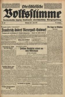 Oberschlesische Volksstimme, 1933, Jg. 59, Nr. 151