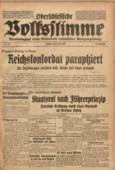 Oberschlesische Volksstimme, 1933, Jg. 59, Nr. 177
