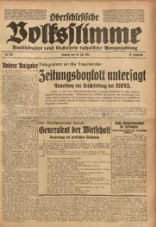 Oberschlesische Volksstimme, 1933, Jg. 59, Nr. 184