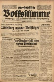 Oberschlesische Volksstimme, 1933, Jg. 59, Nr. 186