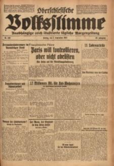 Oberschlesische Volksstimme, 1933, Jg. 59, Nr. 238