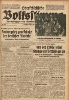 Oberschlesische Volksstimme, 1933, Jg. 59, Nr. 253