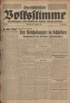 Oberschlesische Volksstimme, 1933, Jg. 59, Nr. 296