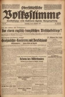 Oberschlesische Volksstimme, 1933, Jg. 59, Nr. 314