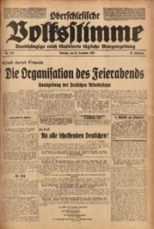 Oberschlesische Volksstimme, 1933, Jg. 59, Nr. 319
