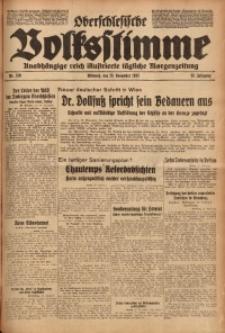 Oberschlesische Volksstimme, 1933, Jg. 59, Nr. 320