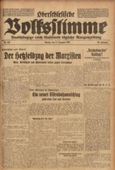 Oberschlesische Volksstimme, 1933, Jg. 59, Nr. 332