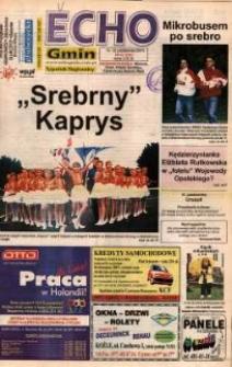 Echo Gmin : tygodnik regionalny 2001, nr 41 (214).