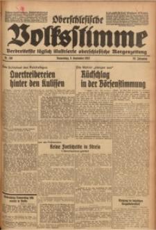 Oberschlesische Volksstimme, 1932, Jg. 58, Nr. 249