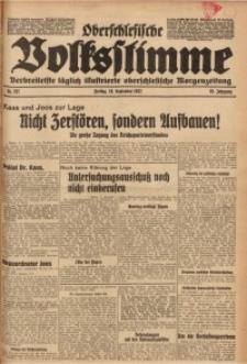 Oberschlesische Volksstimme, 1932, Jg. 58, Nr. 257