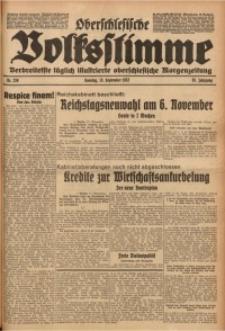 Oberschlesische Volksstimme, 1932, Jg. 58, Nr. 259
