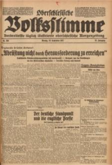 Oberschlesische Volksstimme, 1932, Jg. 58, Nr. 260