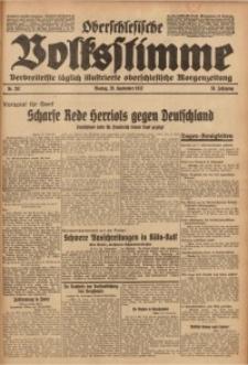 Oberschlesische Volksstimme, 1932, Jg. 58, Nr. 267