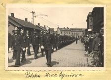 30-lecie istnienia szkoły polskiej w Boguminie. Polska Straż Ogniowa
