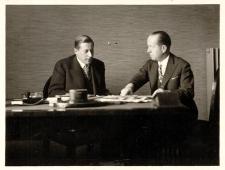 Leon Malhomme i Aleksander Figlarewicz
