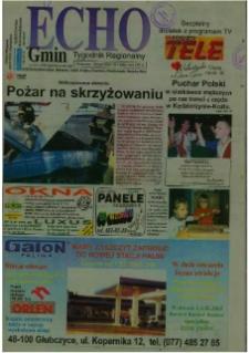 Echo Gmin : tygodnik regionalny 2002, nr 5 (229).