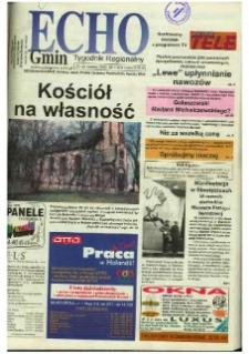 Echo Gmin : tygodnik regionalny 2002, nr 17 (241).