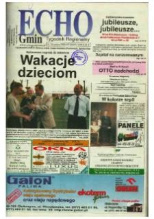 Echo Gmin : tygodnik regionalny 2002, nr 23 (247).