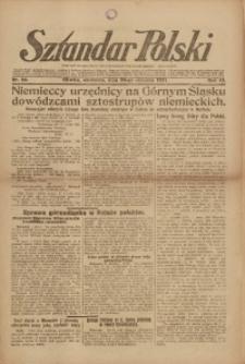 Sztandar Polski, 1921, R. 3, Nr. 24