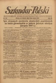 Sztandar Polski, 1921, R. 3, Nr. 59