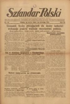 Sztandar Polski, 1921, R. 3, Nr. 72