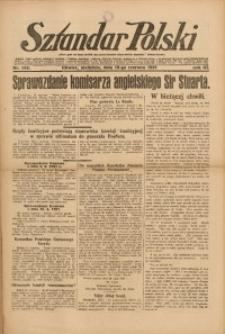 Sztandar Polski, 1921, R. 3, Nr. 132